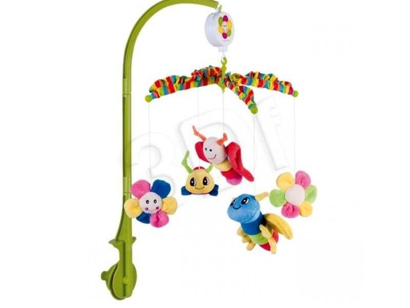 Carusel muzical Happy Bugs Canpol Babies