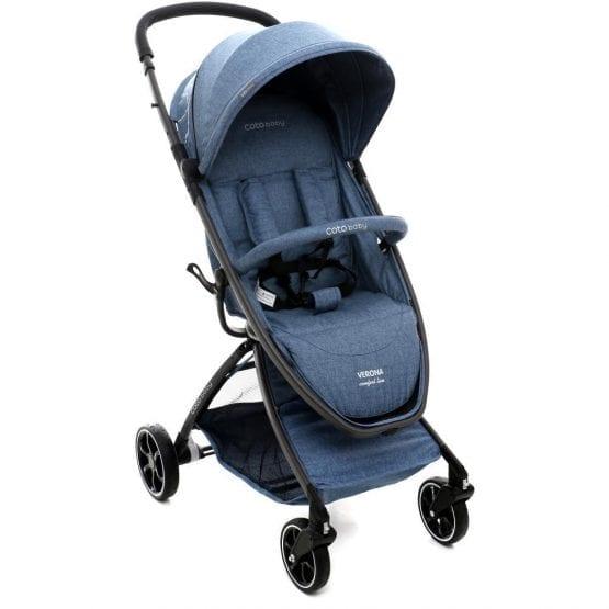 Carucior sport Verona Line – Coto Baby – Jeans
