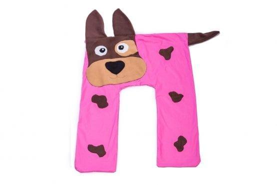 Perna copii HamHam Pink 70/110 cm