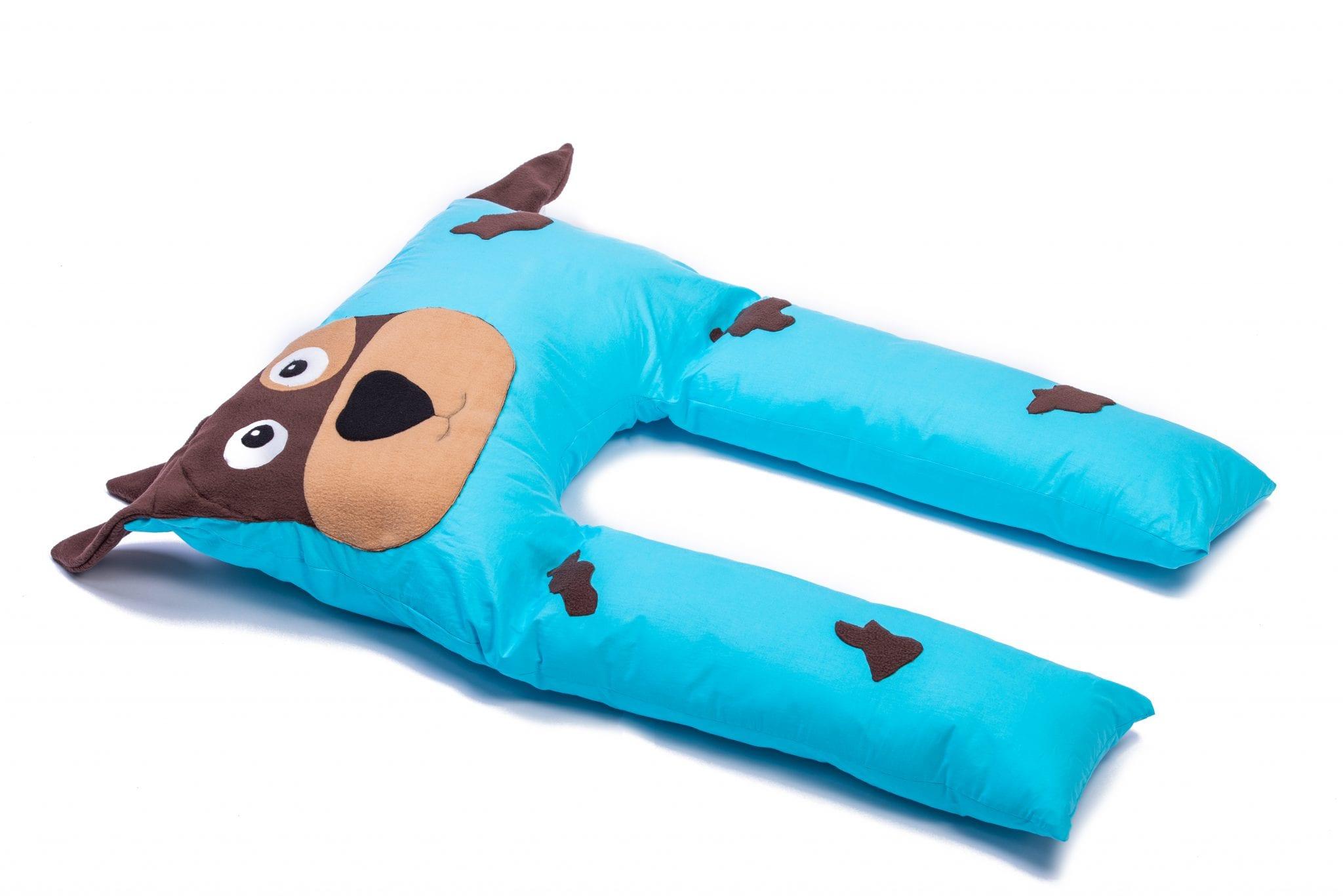 Perna copii HamHam Blue 60/80 cm