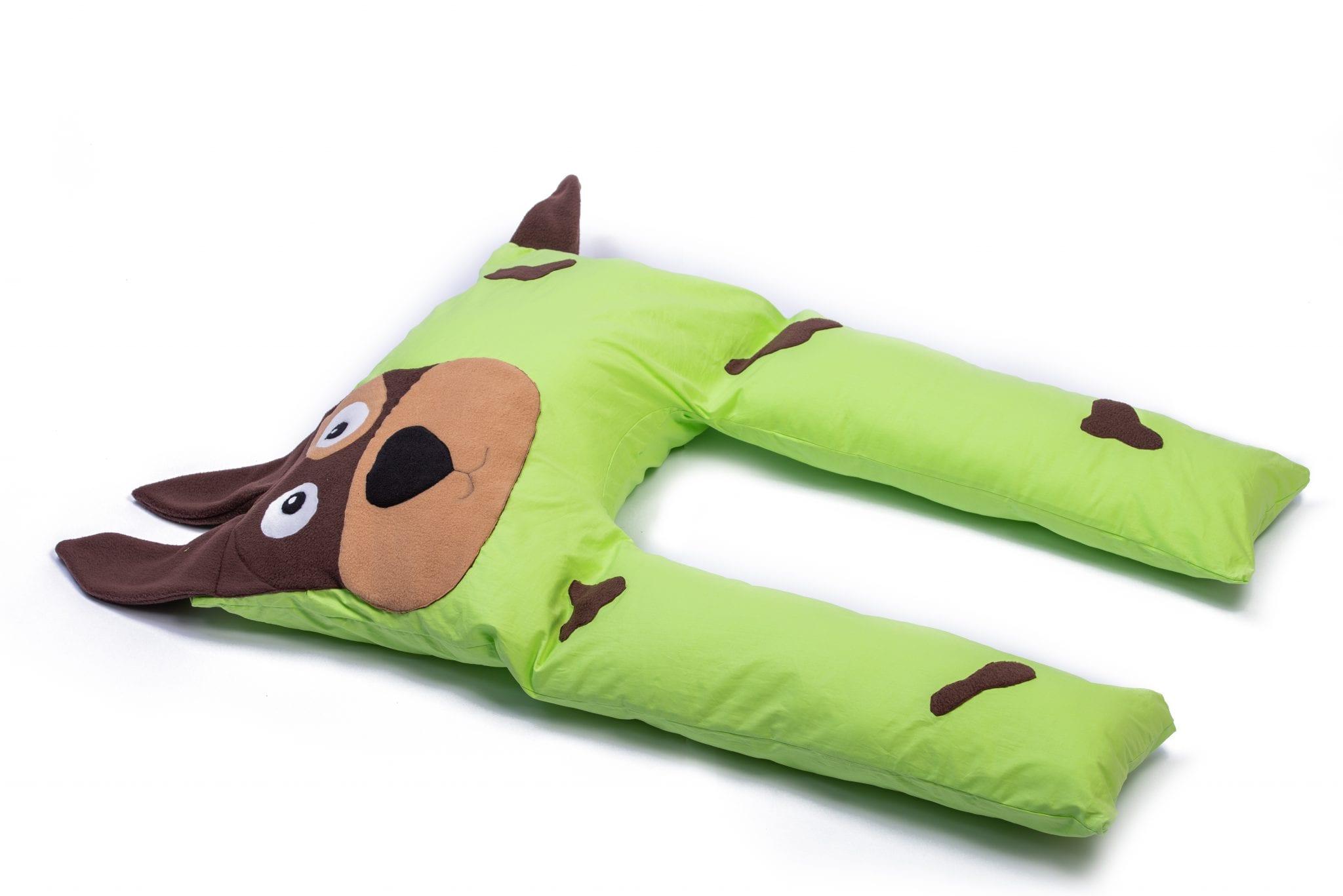 Perna copii HamHam Green 60/80 cm
