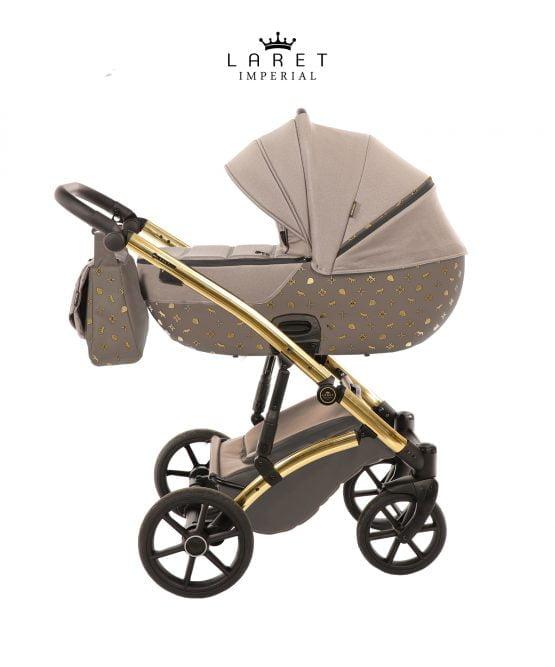 Tako Baby Laret Imperial Cappuccino 02 -Carucior 3in1