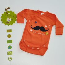 Body bebe ML Mr.Mustache Nan