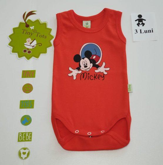 Body Maieu Disney Mickey Mouse big hug