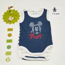 Body Maieu Disney Mickey Mouse dark blue