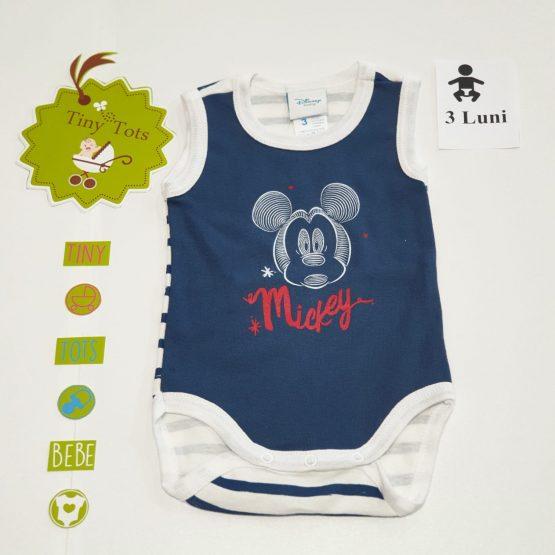 Body Maieu Disney Mickey Mouse dark blue