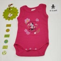 Body Maieu Disney Minnie Mouse dots make me smile