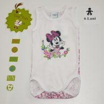 Body Maieu Disney Minnie Mouse flowers
