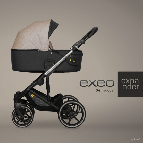Expander Exeo Mocca 04 – Carucior 3 in 1