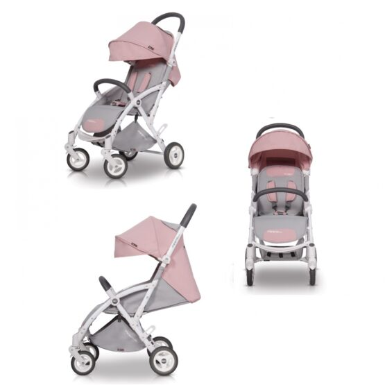 Carucior Sport Minima Plus Pink Powder 05