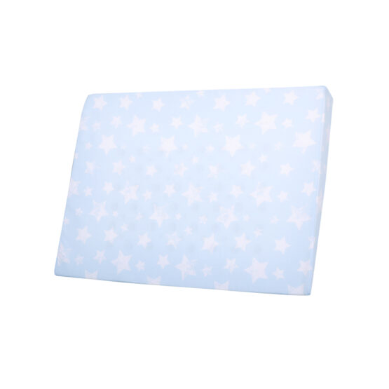 Perna inclinata antisufocare Air Comfort BLUE 60x45x9cm