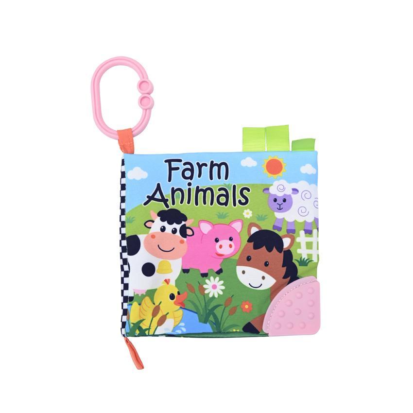 Carticica Fosnitoare Farm Animals