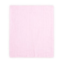 Paturica crosetata din bumbac Pink