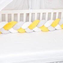 Aparatoare impletita 360 cm Yellow
